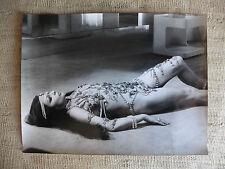 """Francoise Prevost in una scena del film """"La donna a un dimensione"""" di B. Baratti"""