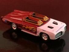 George Barris 1966 66 Plymouth Fireball 500 Custom Cuda 1/64 Scale Lim Edt I9