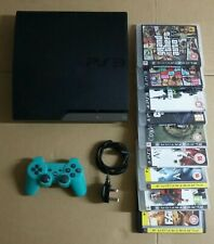 PS3 Sony Playstation 3 160GB CECH-2503A Console bundle