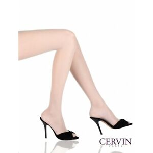 French quality Nylon Tight Sensual Stockings Brand Cervin