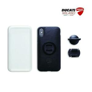 CUSTODIA TELEFONO IPHONE 11 PRO ORIGINALE DUCATI SUPPORTO SMARTPHONE 9668100A