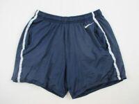 Nike Shorts Men's Navy Poly Used Medium