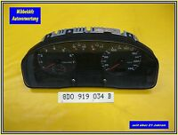 Audi A4,    Kombiinstrument, Tacho, 8D0919034B