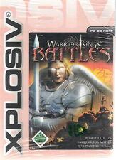 (PC) - WARRIOR KINGS - BATTLES - NEUWARE!