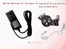 AC Adapter For Logitech Logitech MOMO Force Feedback Racing Wheel ADP-18LB B 24V