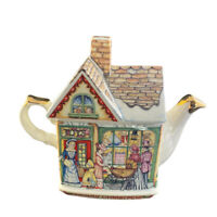 James Sadler Christmas 1999 Limited Edition Teapot 2162/5000 Made In England