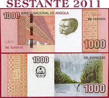 ANGOLA  -  1000 1.000 KWANZAS  2012 -  P 156  -   FDS / UNC