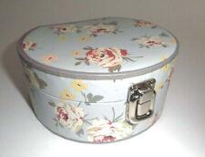 Schmuckkasten mit Spiegel Rosenmuster Schatulle Rose Shabby Vintage Boho