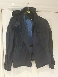 Womens Levi Blue Jacket - Small