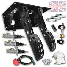 SPORTLINE UNIVERSAL TOP MOUNTED HYD 2 PEDAL BOX + KIT A CMB6667-2-HYD-KIT