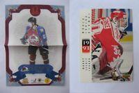 1993-94 UD Team Canada #2 Legace Manny world junior alumni RARE