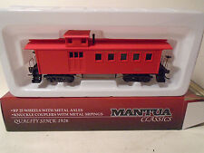 MANTUA CLASSICS #725027 HO SCALE CANADIAN PACIFIC OLD TIME CABOOSE NEW IN BOX