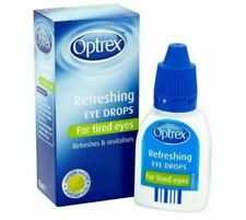 Optrex Refreshing Eye Drops for Tired Eyes - 10ml