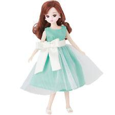 LICCA Chan Doll VERY collaboration Blue Dress Takara Tomy Shareholder 2013 Rare