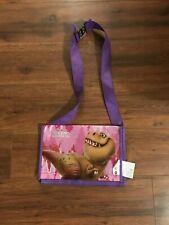 The Good Dinosaur Subway Bag/Tote Purple 2015 Disney Pixar