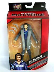 Figurine Action Suicide Squad Dc Comics Multiverse Boomerang New Mattel 2016