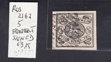STAMPS OLD STATES GERMANY BRUNSWICK  USED MICHEL N. 5 (ROS2167)