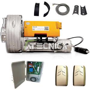Kit Motor Para Obturador acm Unititan Y Hr 170Kg Con Freno Eléctrico Control 2TX