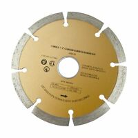 "4-1/2"" 115mm angle grinder diamond disc / disk cutting brick / stone TE619"