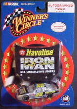 2002 WINNER'S CIRCLE RICKY RUDD IRON MAN AUTOGRAPHED HOOD SERIES 1:64 SCALE CAR