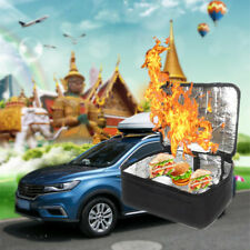 12V Car Electric Heating Lunch Box Portable Meal Heater Instant Food Warmer Bag