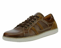 new MEN'S Red Tape CUMBER Leather Italian Style Casual Shoes Tan UK size 11