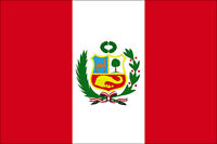NEW 3x5 COUNTRY OF PERU FLAG 3ftx5ft Country Flag