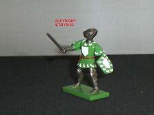 Britains 41079 Sir Thomas Erpingham Medieval Caballero Metal Figura Soldado De Juguete