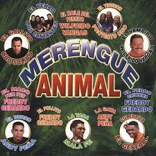 NEW Merengue Animal (Audio CD)