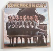 REMEMBER BEBOP (Vinyle 33t / LP) 1980 Walter Bishop Jr., Charlie Parker,...