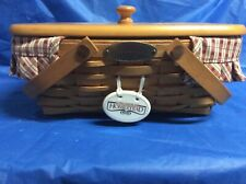Longaberger Tour Baskets Woven Memories Year 2000 - Signed!