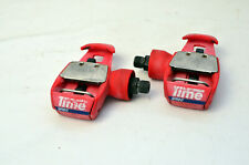 VINTAGE Time Sprint made in France CLIPLESS Bicycle PEDALS MultiReflex