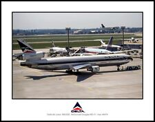 Delta Air Lines MD-11 11x14 Photo (II09RGDG11X14)
