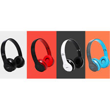 1PC Foldable Wireless Stereo Bluetooth Headphone Over Ear Headset for Phone