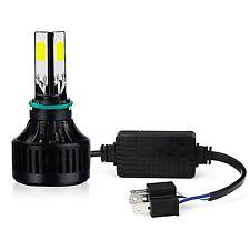 6v 6-Volt H4 SMD COB 6k 26w/40w LED White Headlight HID Hi/Low Light Bulb EACH