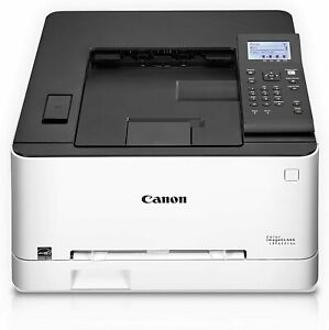 Canon Color Image CLASS LBP622Cdw - Wireless, Duplex Laser Printer, White