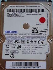 Samsung hm641ji | p/n: c4402-g841-a07c1 | 2010.11 | 640 Go