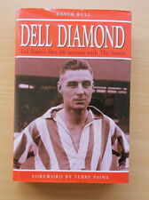 Dell Diamond: David Bull. FIRST EDITION. SIGNED (Twice) by  Ted Bates + ephemera