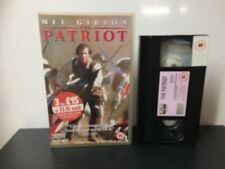 THE PATRIOT - EX RENTAL - Big Box - Large Box - VHS Tape #