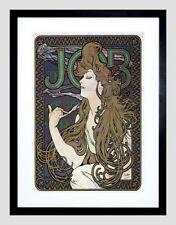 Paper Paris Framed Decorative Posters & Prints