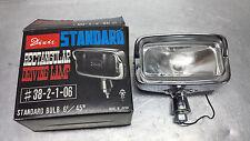 Dixe Brand Rectangular 6V/45W Driving Lamp