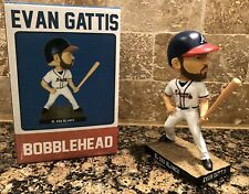 Evan Gattis SGA Bobblehead 8/13/2014 Atlanta Braves El Oso Blanco Houston Astros