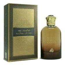 Iconic Oudh EDP 100 ML by Lattafa Perfumes: 🥇Special Premium Oud Fragrance🥇
