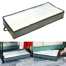 Under Bed Storage Box Duvet Pillow Clothes Underwear Organizer Bag Container