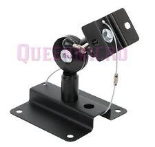 1 PC Heavy Duty Steel Metal Adjustable Speaker Ceiling Wall Mount Bracket 33 lbs