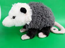 "Wild Republic 12"" Opossum Plush  Cuddlekins"