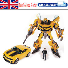 Transformers Bumblebee Action Figures Robot Cars Autobot Model Reissue Toys UK
