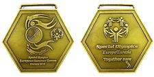 SPECIAL OLYMPICS EUROPEAN SUMMER GAMES WARSAW  2010 BRONZE MEDAL PARTICIPANT