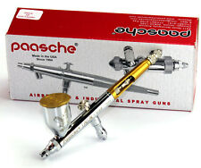 Paasche TG2L Talon Dual Action Gravity Feed Airbrush TG#2L