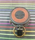 VINTAGE F.BARKER&SON  RARE MULITARY COMPASS LONDON 1918(WWI)-PARTS/REPAIR